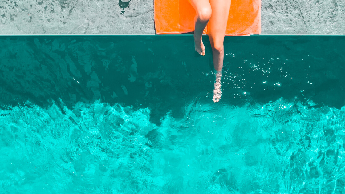 How to tell if your swimming pool heater is efficient